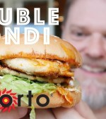 Oporto-Double-Bondi-Burger-Food-Review-Gregs-Kitchen