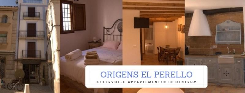 El Perello | sfeervol vakantieappartement