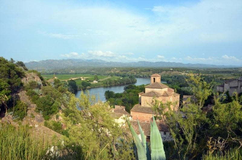 Kasteel Miravet | Sprookjeskasteel aan de Ebro | Sprookjeskasteel Miravet