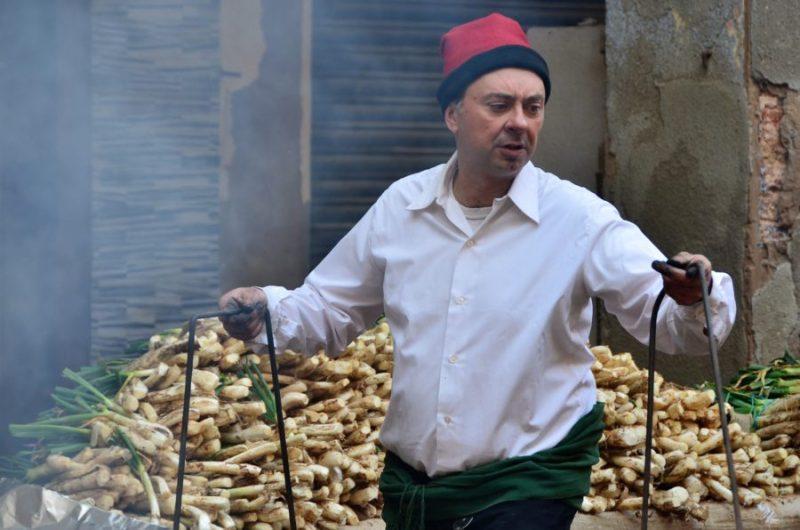 Calcotada Valls | Calcotfestival in Valls | Gran Festa de Calcotada Valls