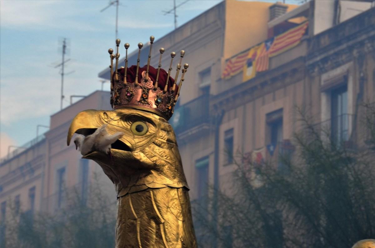 La Cercavila | De bonte parade van Santa Tecla