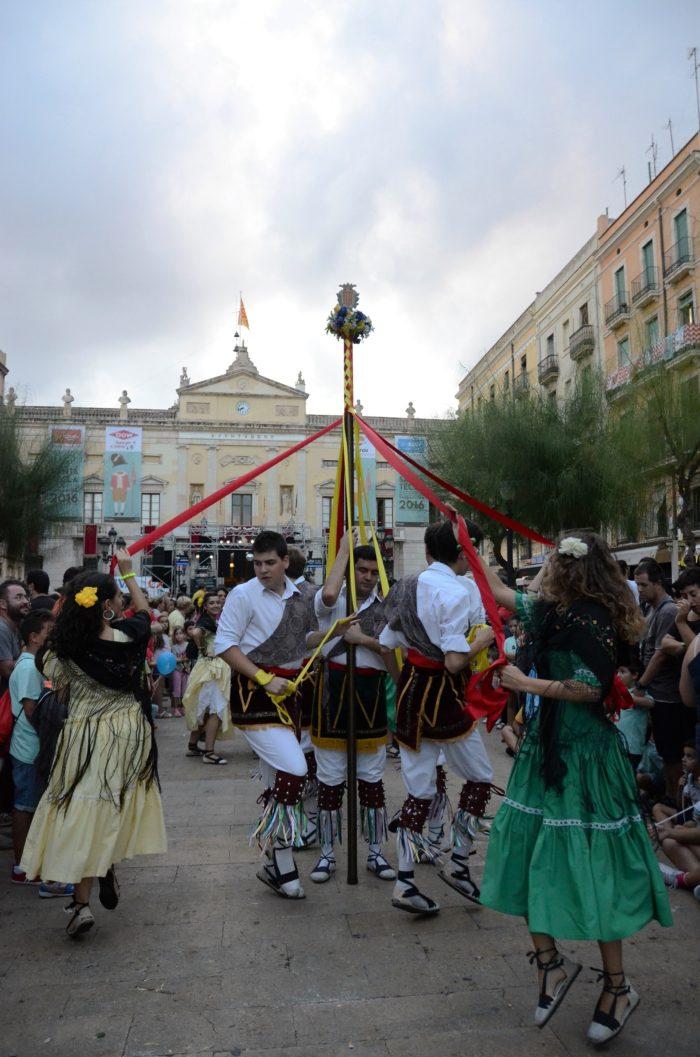 La Cercavila Santa Tecla Tarragona