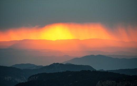 Sunset Tarragona | Zonsondergang Tarragona | winterluchten Tarragona