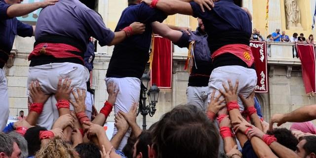 Castellers Santa Tecla Tarragona BDT reistip