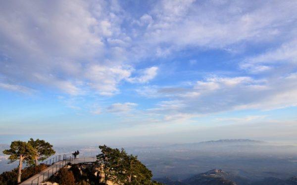 Uitkijkpunt Els Ports | Mirador Mont Caro