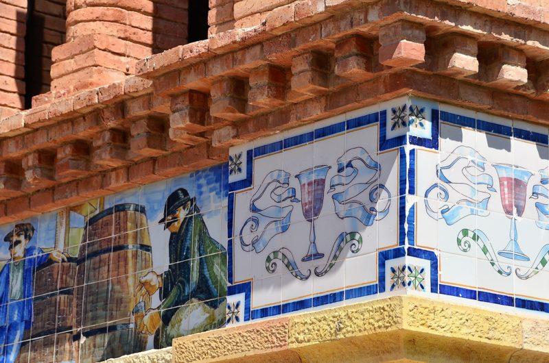 Wijnkathedraal Pinell de Brai BonDiaTarragona reistip