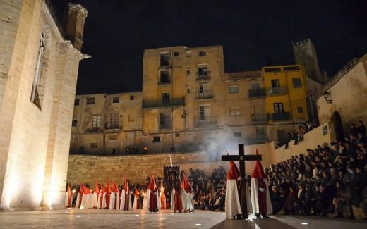 Processo del Silenci Tortosa | stilte processie Tortosa