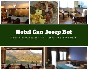 Hotel tip Bot | Can Josep Bot | accommodatie Tarragona | Ontdek natuurpark Els Ports | Els Ports natuurpark Tarragona