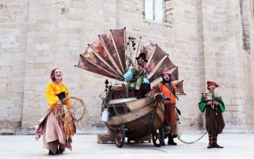 Festa del Renaixement Tortosa Middeleeuws Festival