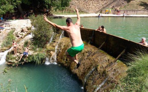 Waterpret in Els Ports