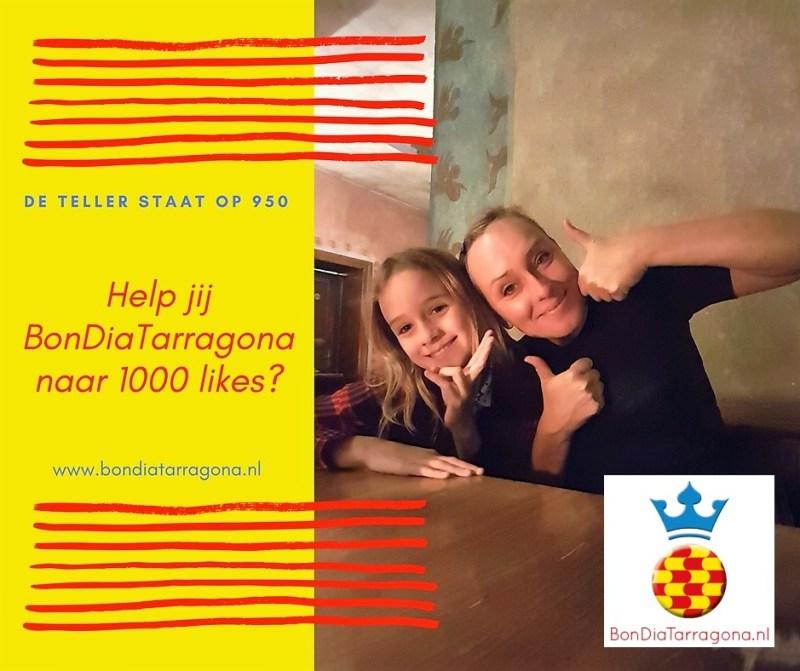 Bon Dia Tarragona terugblik jaar 1