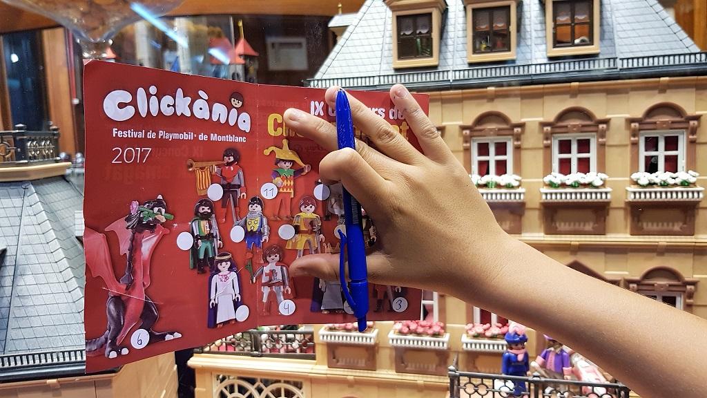 Clickania Montblanc | Playmobil Festival Montblanc