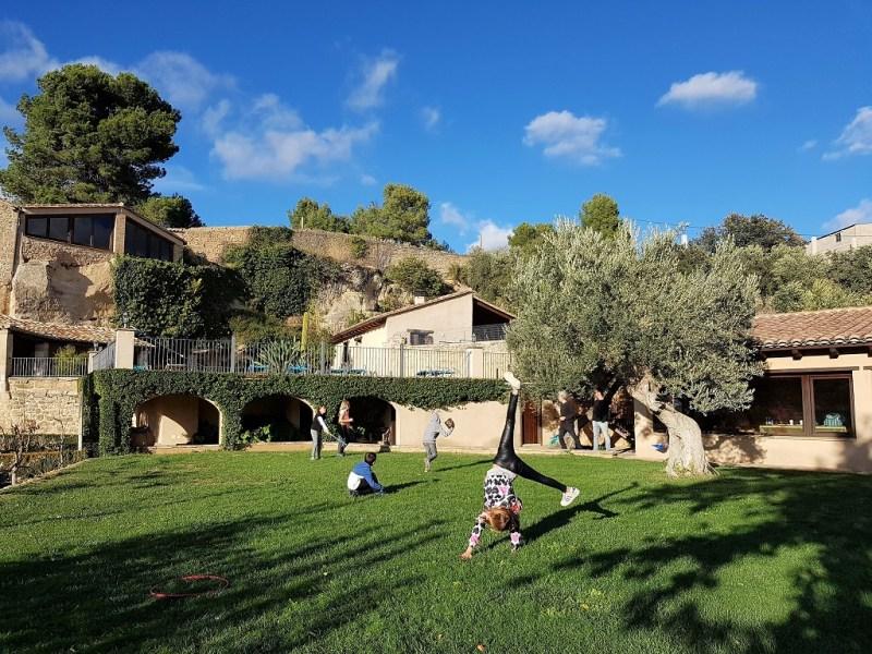 Rural Hotel Els Ports - Hort de Fortunyo Arnes - Familiehotel inTarragona