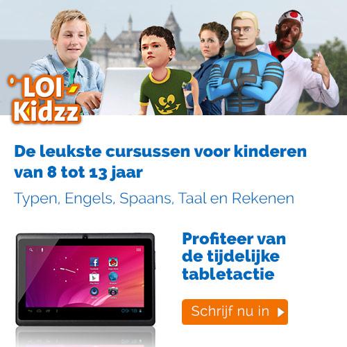Spaans leren voor kinderen LOI Kidzz