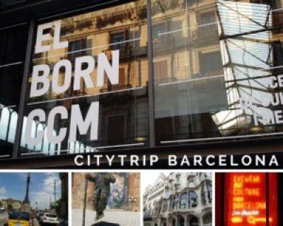Citytrip Barcelona Stedentrip Spaans Steden