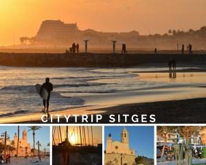 Citytrip Sitges Stedentrip Spaans Steden