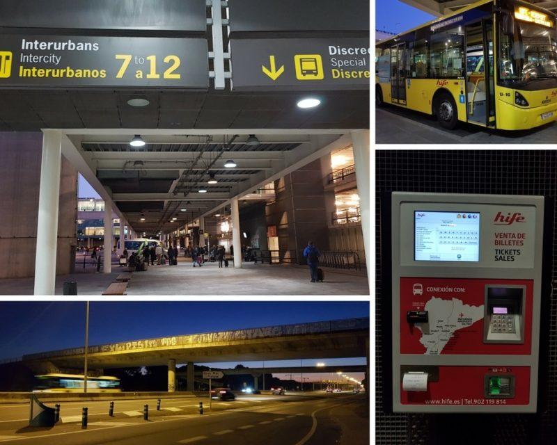 Openbaar vervoer Tarragona Bus