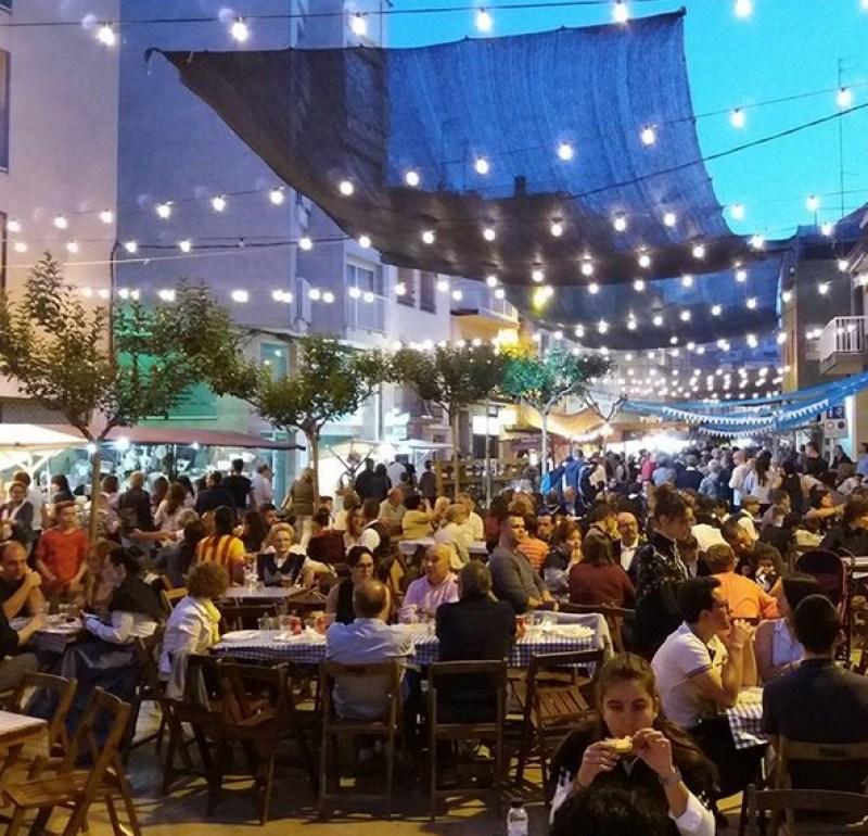 Festa del Mercat Amposta | Marktplein feest in de Ebro Delta