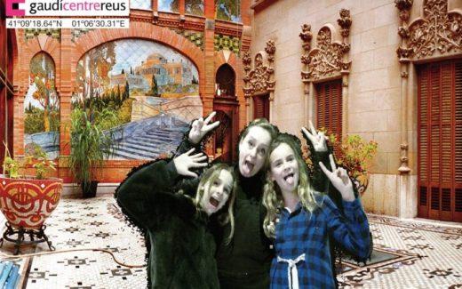 Gaudi Experience Reus | Tarragona met kinderen | Tarragona met tieners