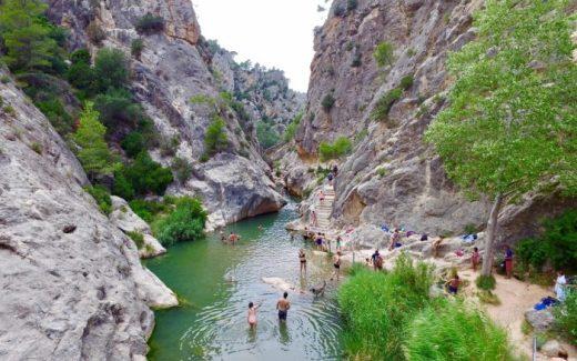 Natuurlijk Spa Fontcalda Els Ports | Tarragona met kinderen | Costa Dorada met tieners