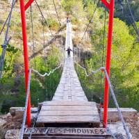 Ponts del Bitem | De geheime hangbruggen van Miguel