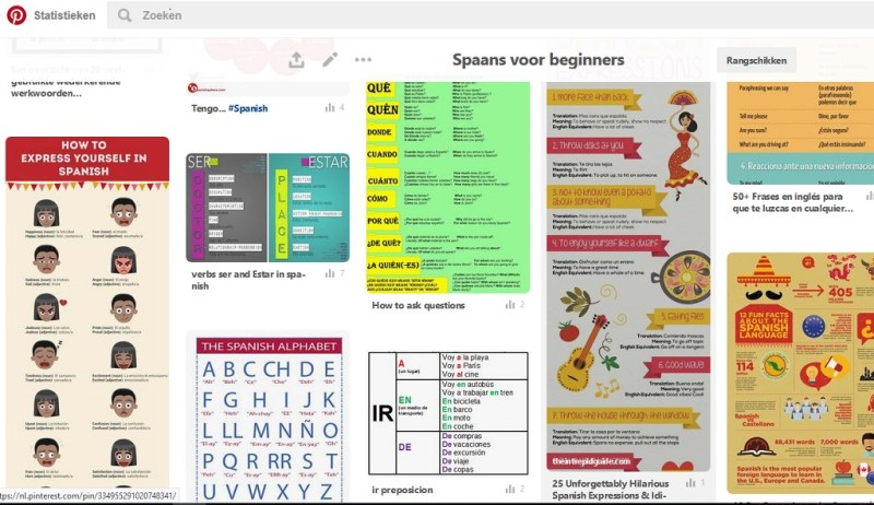 Spaans studeren | studie Spaans | Spaans leren | Zelfstudie Spaans | Spaanse les