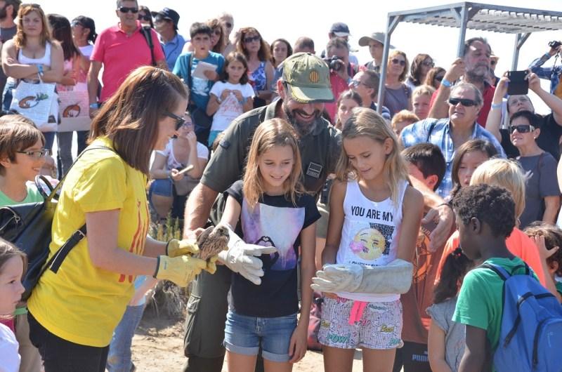 Delta Birding Festival Ebro Delta | vogelparadijs Ebro Delta | Tarragona met kinderen