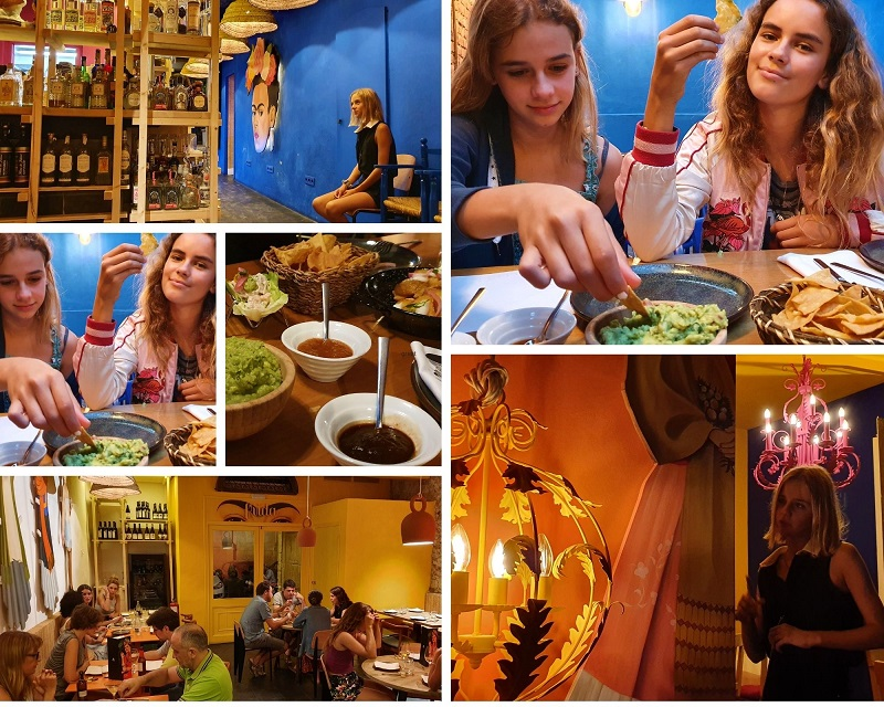 Mexicaans met een twist | Restaurant Frida in Part Alta