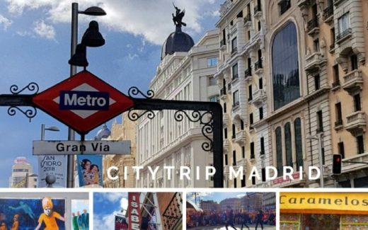 Ontdek Madrid - Stedentrip Madrid - Citytrip Madrid