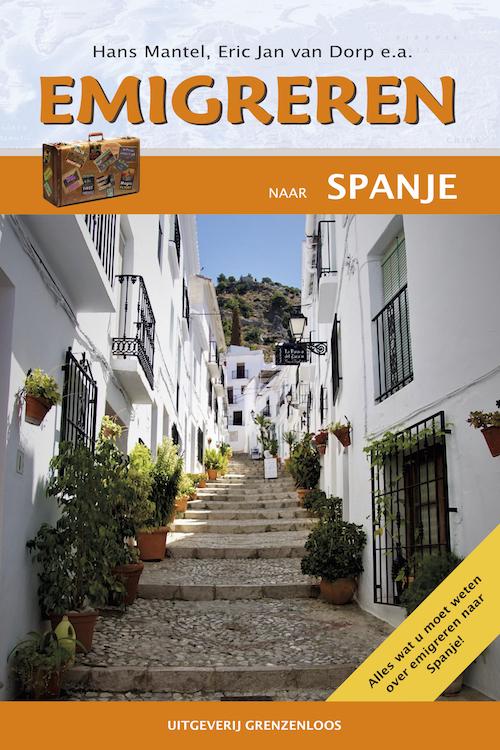 Emigratie boeken voor Spanje | Praktische emigratie boeken