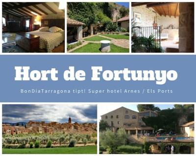 Bijzondere Hotels Tarragona | Rural Hotels in Tarragona | Bon Dia Tarragona Hoteltip natuurpark Els Ports