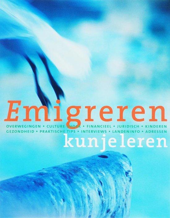 emigratietips emigratieboeken | Blue Travel pics