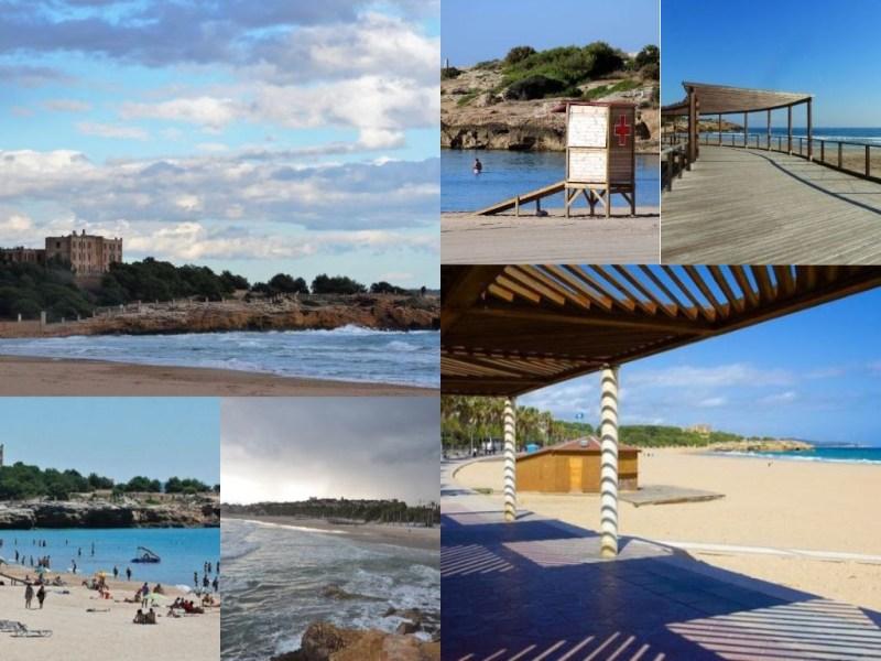 Familiestrand in Tarragona