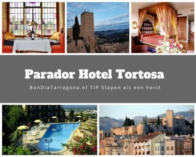Hotel tip Tortosa | Parador Hotel Tortosa
