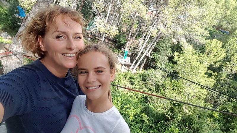 Klimbos Jungle Trek in Tarragona | Klimpark Jungle Trek | Klimpark Tarragona | Avonturenbos Tarragona | Jungle Trek klimbos