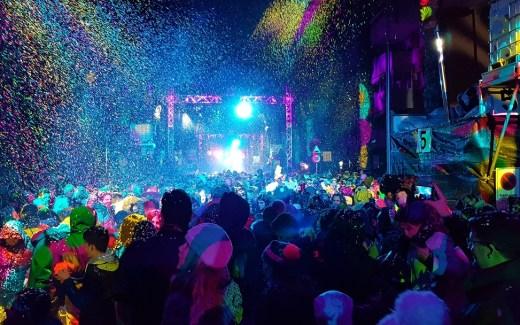 Coso Blanco Salou | Confettifeest Salou | Carnaval Salou
