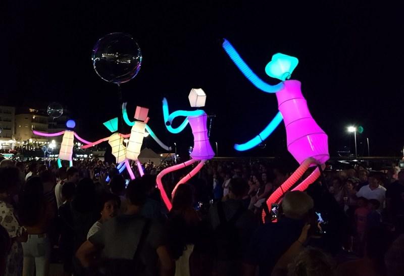 Nit Magica Ampolla | Tarragona met kinderen