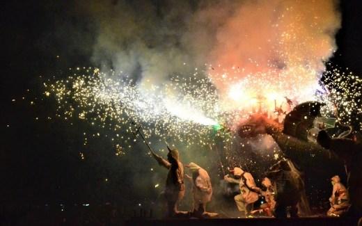 Dracum Nocte Montblanc | Het aanroepen van de draak | Black Travel Pics Tarragona