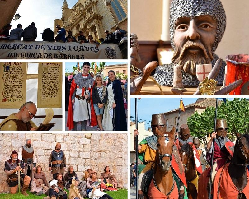 Setmana Medieval Montblanc