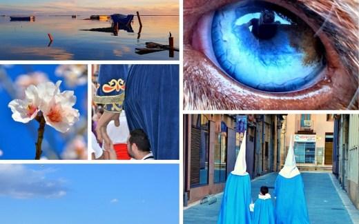 Blauwe reisfoto's Tarragona | Blue Travel Pics Tarragona
