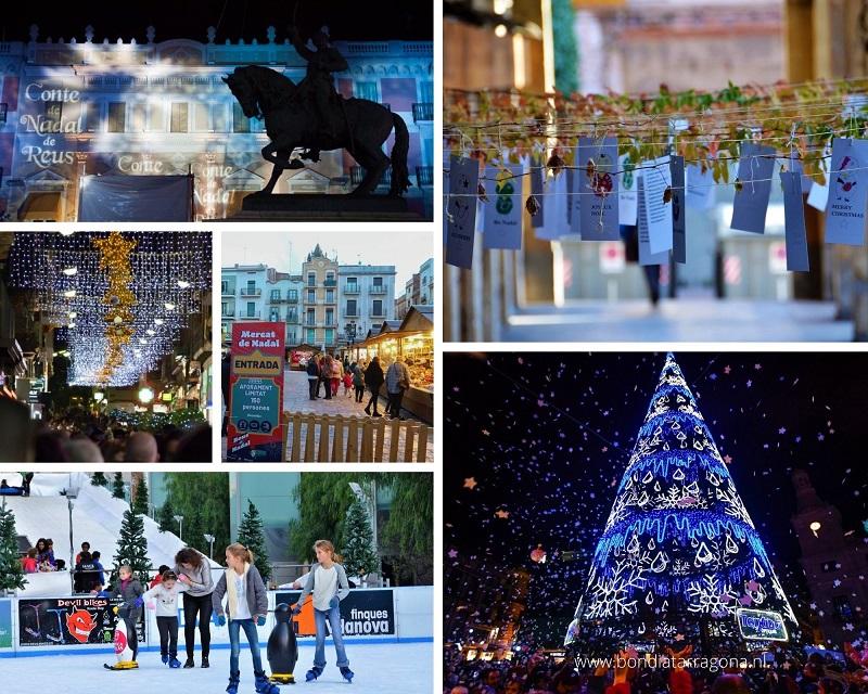 Kerstmarkt in Reus | Kerstmarkten Tarragona