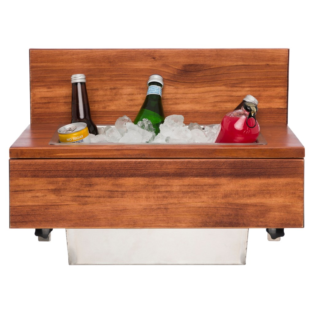 Side Balcony Bar Table