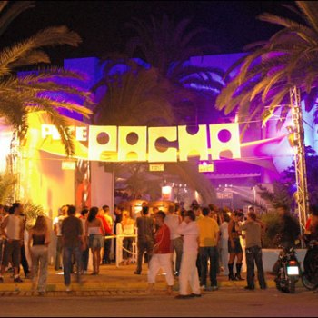 10 Best Clubs In the World #2 Pacha – Ibiza