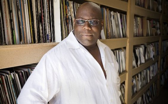 Interview with Carl Cox