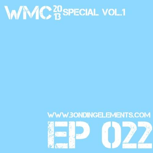 EP 022 Cover WMC2013 1-3