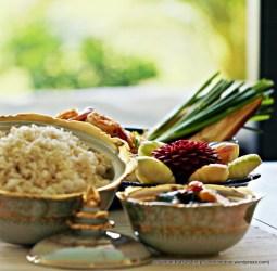 Thai Luncheon.