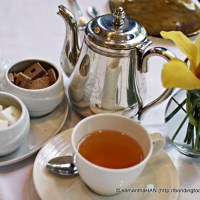 Elegant Grand Astor High Tea