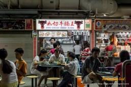 Joo Chiat Beef King Stall.