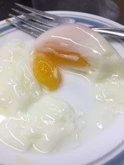 How do you like your eggs? 68 degrees Celsius.