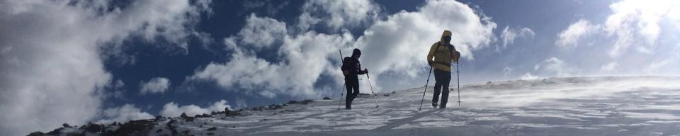 Mountaineering builds leadership